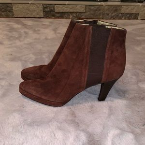 Yves Saint Laurent ankle boots